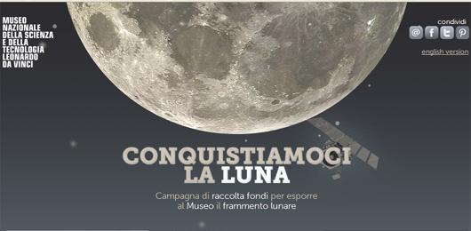 Weiwei, la luna come social media