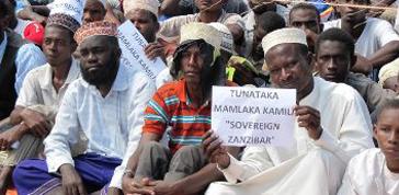 La secessione dello Zanzibar