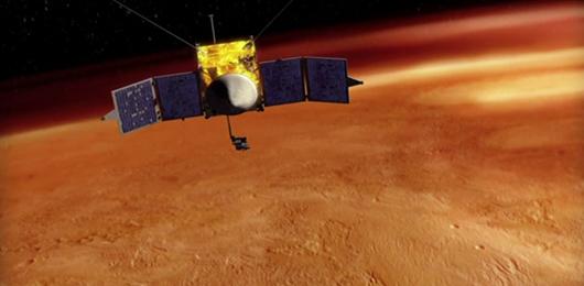 Adesso i terrestri attaccano Marte
