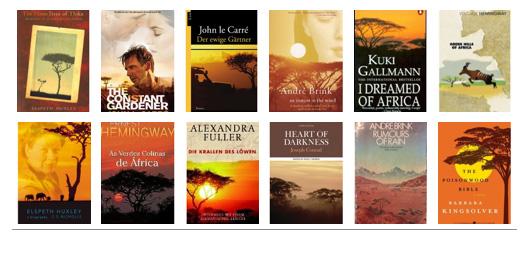 Sbatti l'Africa in copertina
