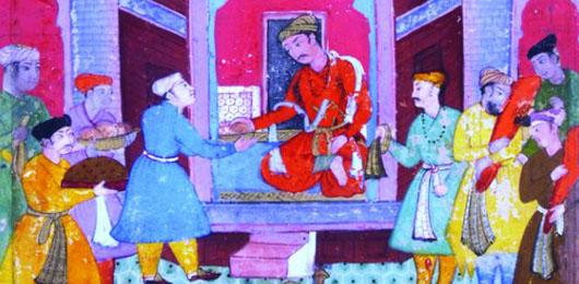 Akbar e i fasti della corte Moghul