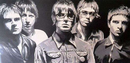 Caccia al fan degli Oasis