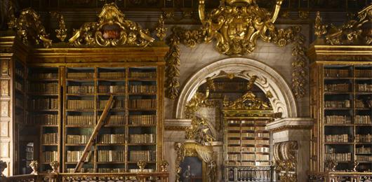 Le biblioteche, luoghi dell'immaginazione