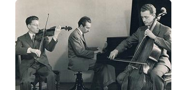 Civiltà musicale italiana: il Trio di Trieste