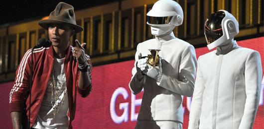 Grammy Awards, il trionfo dei Daft Punk