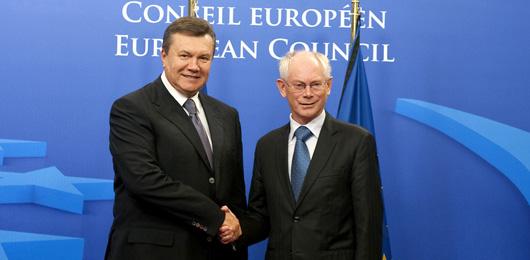 La diplomazia europea e la crisi ucraina
