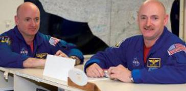 Due astronauti (e nessun paradosso)