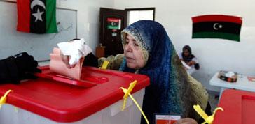 Elezioni in Libia