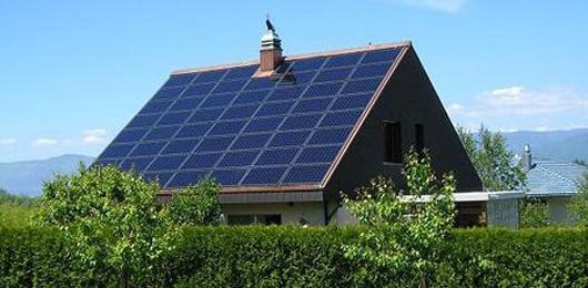 Tetti solari.