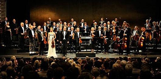 Cajkovskij e Menuhin, Concerto per violino e orchestra