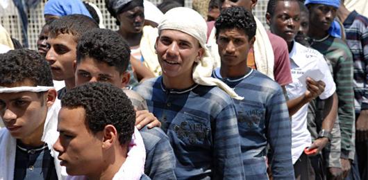 Dietro le tragedie del Mediterraneo