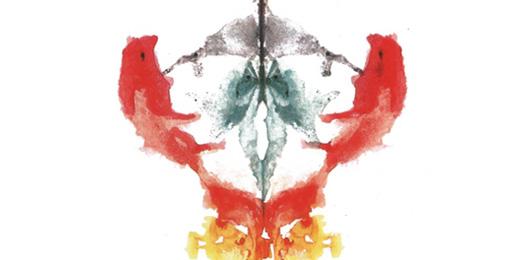 Rorschach documenti foto e citazioni nell 39 enciclopedia treccani - Test di rorschach tavola 1 ...