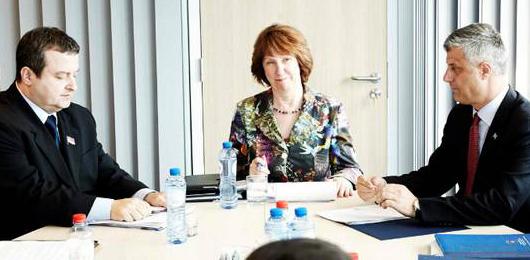 L'accordo tra Kosovo e Serbia
