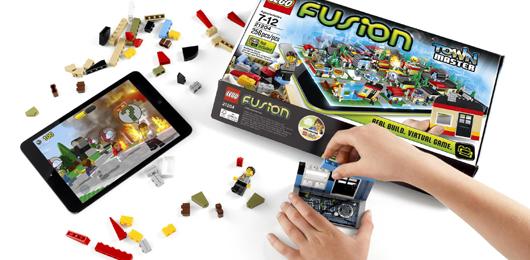 Anche il lego diventa digitale