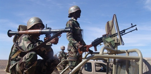 Una forza internazionale in Mali