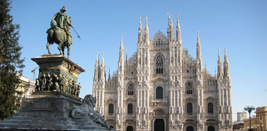 Milano poco accogliente