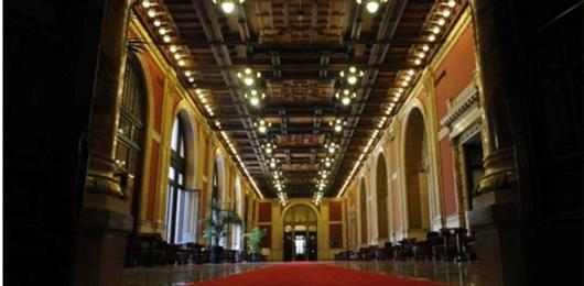 Montecitorio documenti foto e citazioni nell for Dove si riunisce il parlamento italiano
