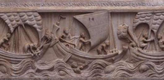 Naufragi di duemila anni fa