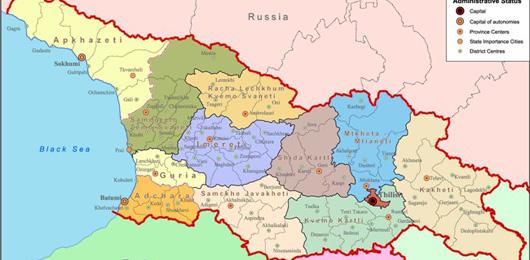 Novità sul fronte russo-georgiano?