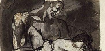 Rodin all'Inferno