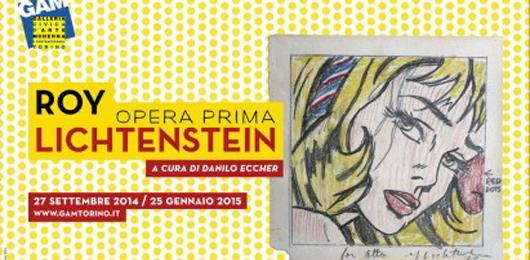 Roy Lichtenstein, non solo fumetti