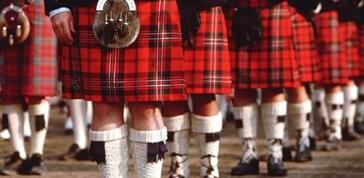 Scozia, invenzione romantica