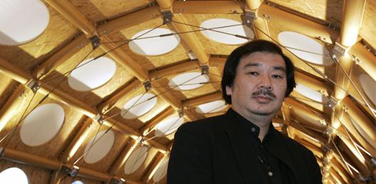 Il Pritzker a Shigeru Ban: elogio dell''impermanenza'