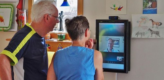 Smart house per combattere la demenza