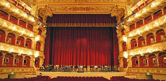 La rinascita del Teatro Petruzzelli
