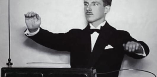 Theremin, un violino nell'aria