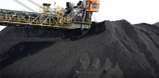 Tutto il carbone che c'è