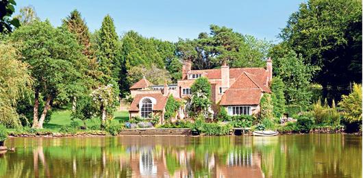 In vendita la casa di Vivien Leigh