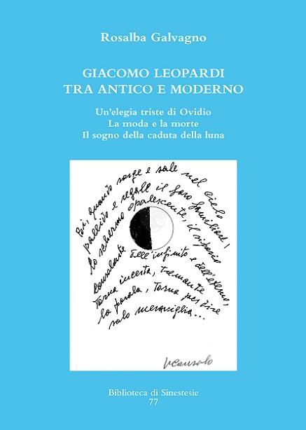 Giacomo Leopardi tra antico e moderno