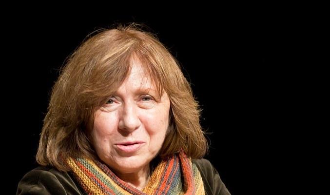 Svetlana Aleksievic  Nobel 2015 della letteratura