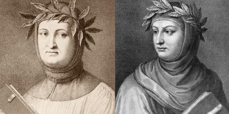 Boccaccio e Petrarca non sono più quelli di un tempo