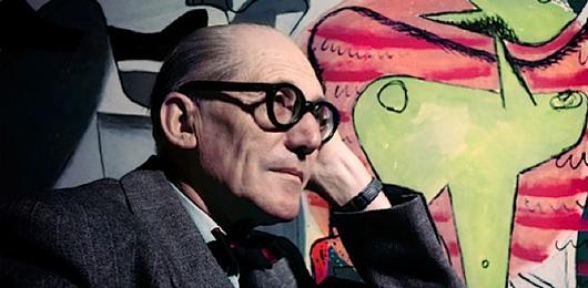 """Il """"cinismo in cemento armato"""" di Le Corbusier"""