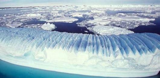 La frenata dei ghiacciai
