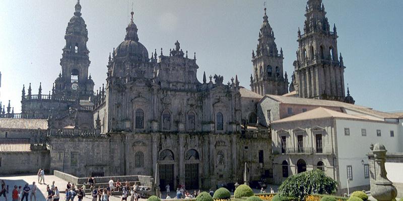 Il giubileo di Roma e quello di Compostela