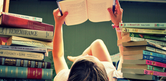 La felicità è un libro aperto