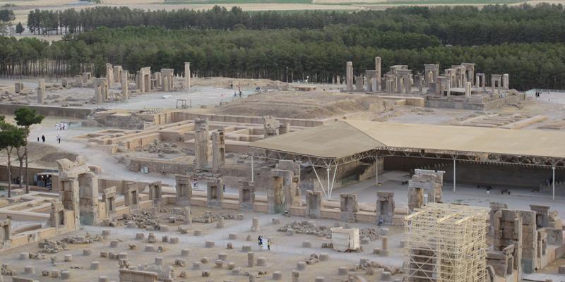 Via della Seta: Persepoli prima di Persepoli