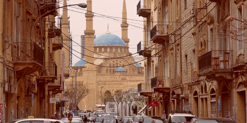 Via della Seta: Beirut, luci e ombre di una Fenice urbana