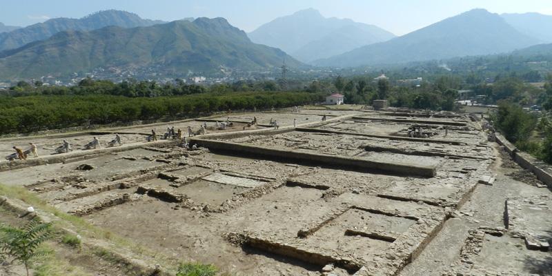 Via della Seta: Swat, nuovi scavi e musei riaperti nell'antica U¿¿iyana