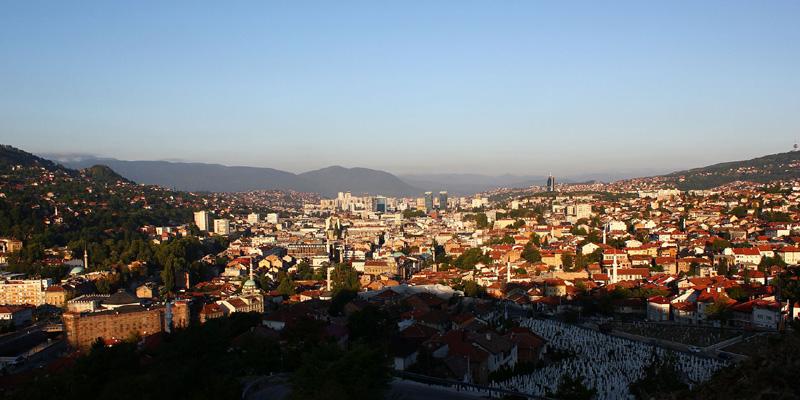 Il Papa a Sarajevo, Gerusalemme d'Europa