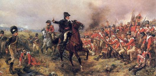 Waterloo divide ancora