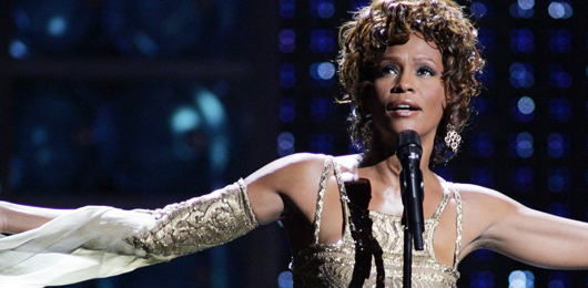 Un ultimo concerto per Whitney Houston