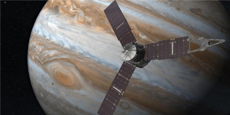 Giove è pronto all'appuntamento con la sonda Juno