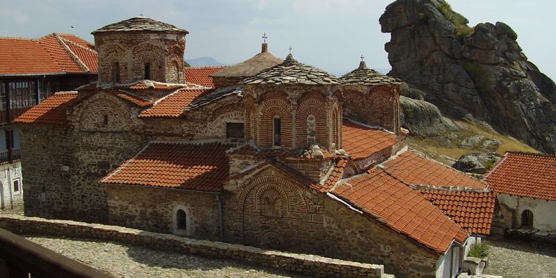 Via della Seta: Pasqua ortodossa al Monastero di Treskavec