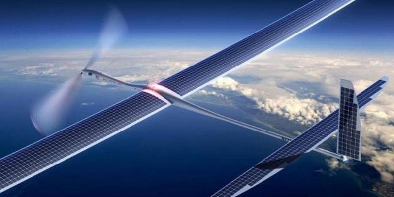 Facebook fa volare droni sulla Silicon Valley