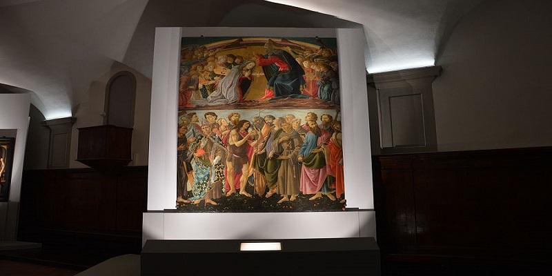 A Firenze in mostra Botticelli e Ridolfo del Ghirlandaio