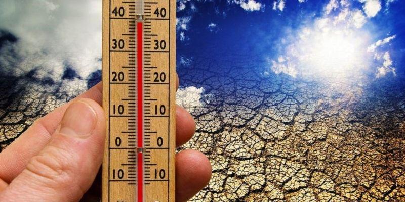 Il record del riscaldamento globale